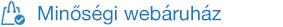 Minőségi webáruház
